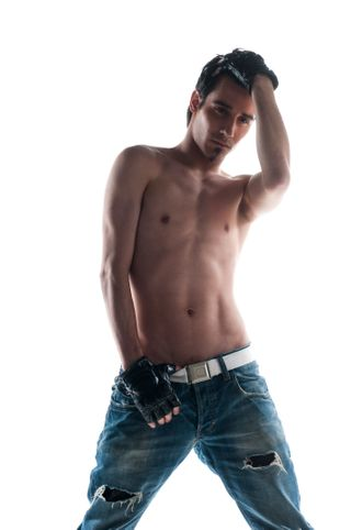 New face male model Enrique from Austria