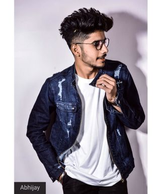 Professional model male model Vedansh from India