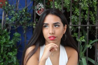 New face female model Gema from Mexico