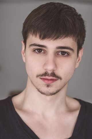 New face male model Alexandru from Romania