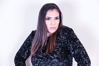 New face female model Houda from Belgium
