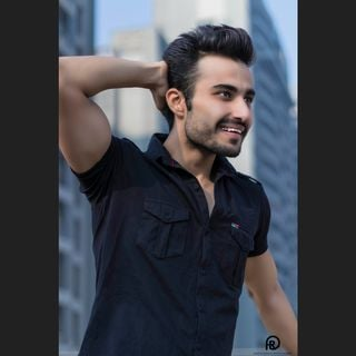 New face male model Nitin from India