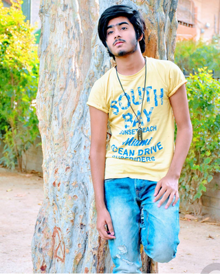 New face male model Ati from Pakistan