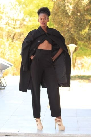 New face femme Mannequin Martha from Namibia