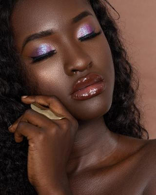New face female model Ama from Ghana