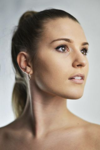 New face femme Mannequin Melissa from Royaume-Uni