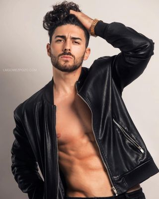 New face male model JOSUE from Spain