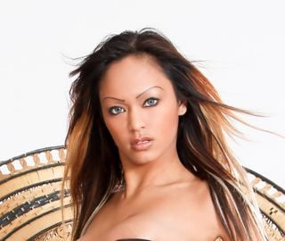 New face female model sabrin from Germany