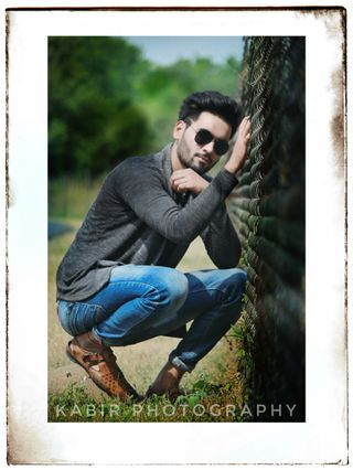 New face male model Arbaz from India