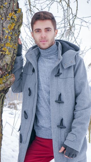 New face male model Ronel from Romania