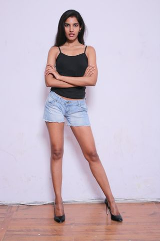 New face female model Smrits from India