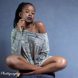 New face female model The from Zimbabwe