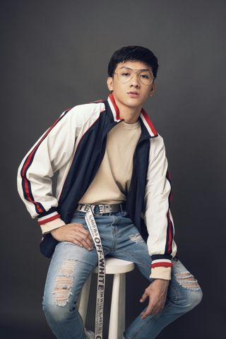 New face male model Teejay from Philippines