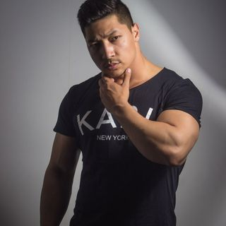 New face male model khaydarovfarrukh from Russia