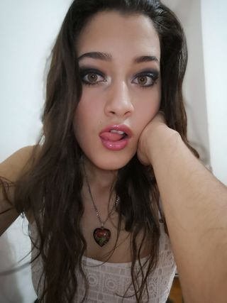 New face female model Solchu from Argentina