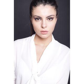 New Face weiblich Model Dana from Italien