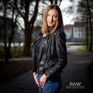 New face female model Demi from Netherlands