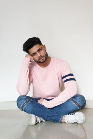 New face male model Akash from India