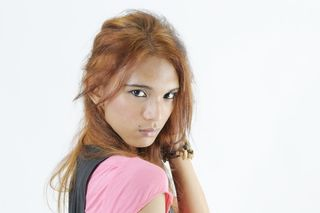 New face Female model jezer from Thailand