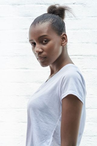 New face femme Mannequin Thembeka from Afrique du Sud