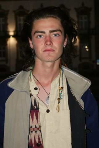 New face homme Mannequin Rian from Irlande