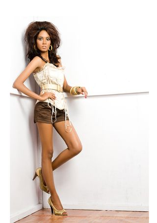 New face female model Romilla from India