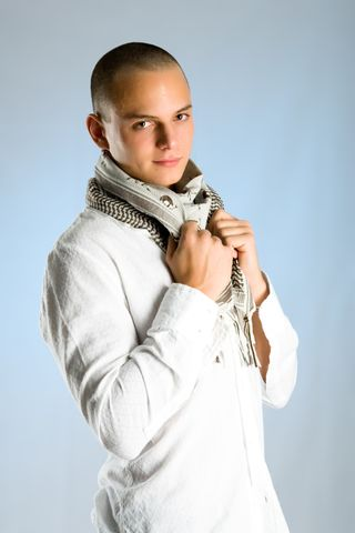 New face Male model Michael from Austria