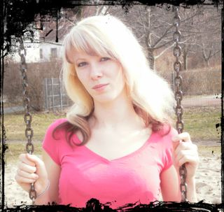 New face female model Cindy from Germany