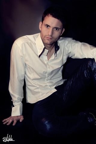 New face Male model ivan from Spain