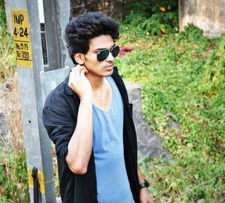 New face male model Muneer from India