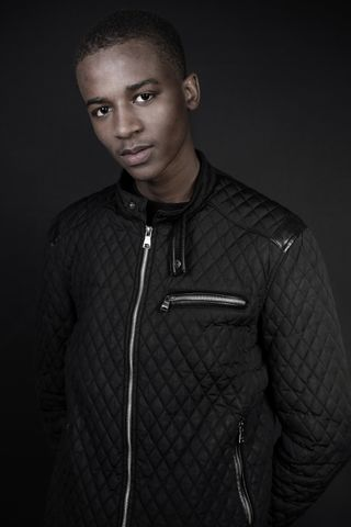 New face maschile modello AbdoulD from Francia