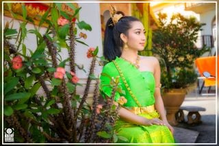 New face female model Susan from Myanmar (Burma)