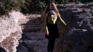 New face female model Layla from Spain