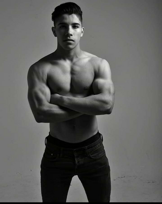 New face male model Andres from Colombia