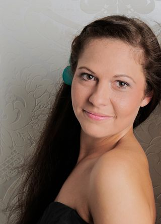 New face female model Daniela from Germany
