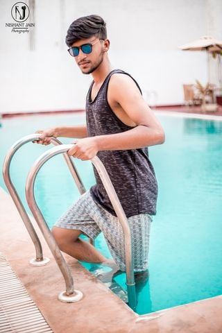 New face male model SATHISH from India