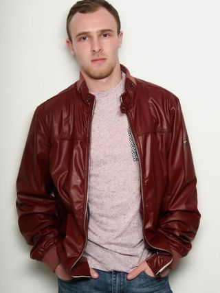 New face male model Haydn from Spain