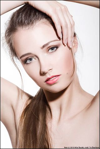New Face weiblich Model Jana from Slowakei