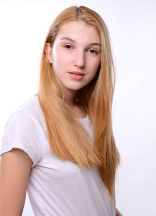 New face female model Maria from Germany