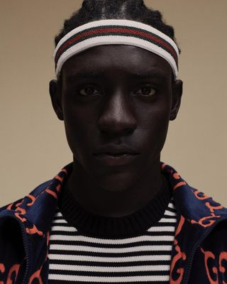 New face homme Mannequin Collins from Afrique du Sud