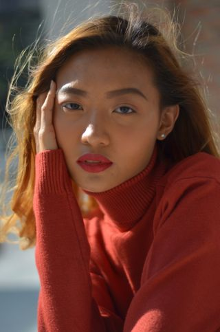 New face female model Vincy from Philippines
