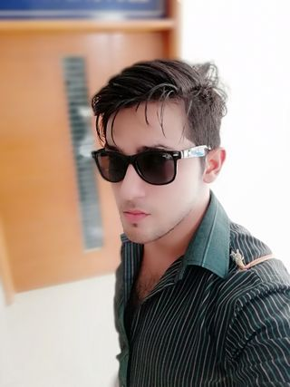 New face male model EngrSyed from Pakistan