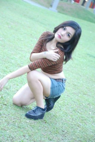 New face female model Guia from Philippines