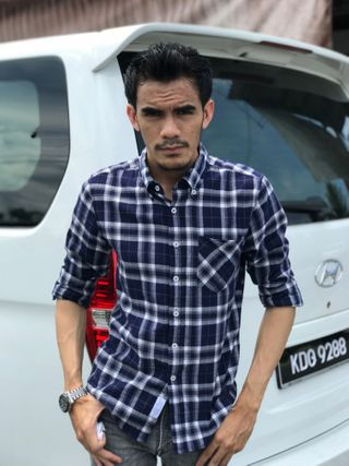 New face male model syed from Malaysia