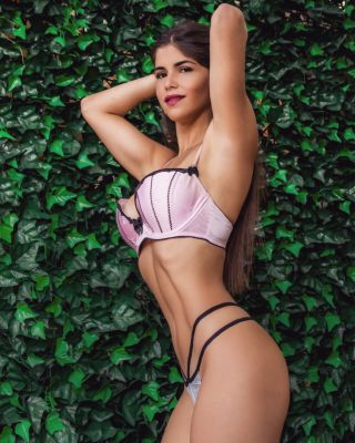 New face female model Maria from Venezuela