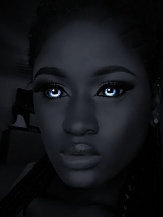 New face female model Talitha from Nigeria