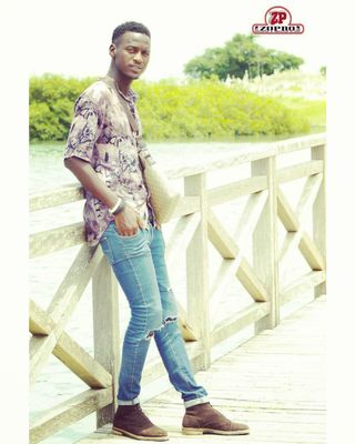 New face male model Amadou from Senegal