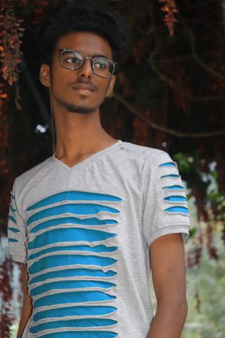 New face male model Muhammed from India