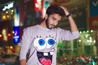 New face male model Rana from Pakistan