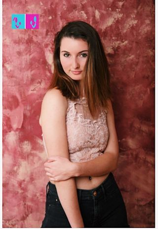 New face female model Samia from Spain